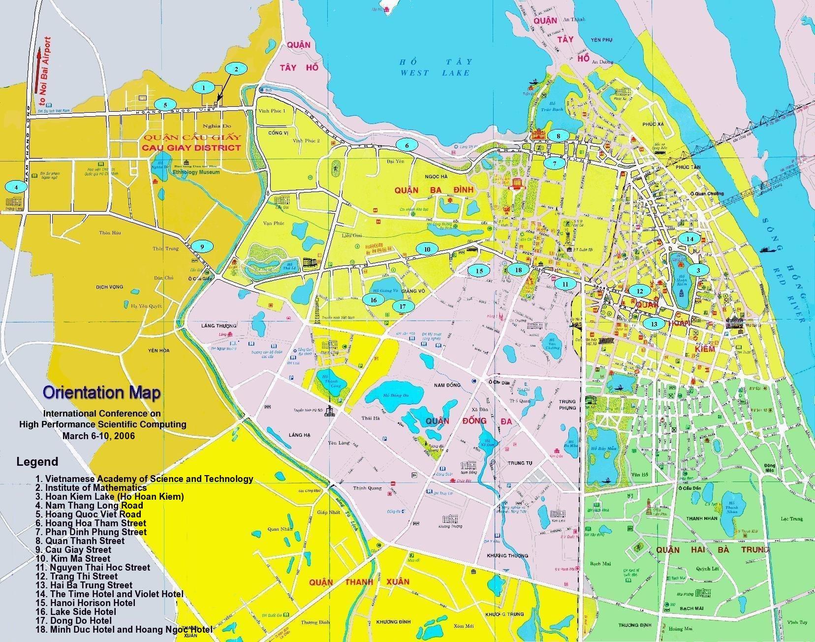 HPSC Hanoi 2006